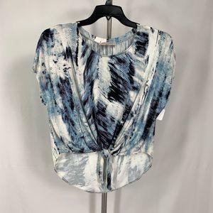 Philosophy blouse size xs